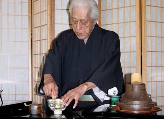 Japanese National Tea Ceremony