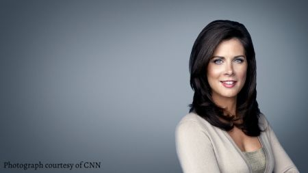 CNN News Anchor: Erin Burnett