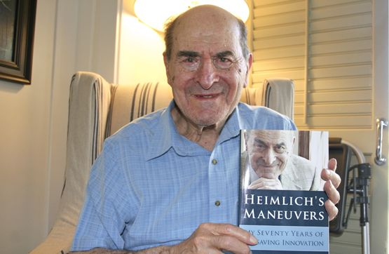 The Heroic Dr. Henry Heimlich