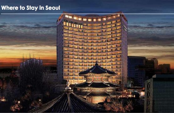 WHERE TO STAY IN SEOUL