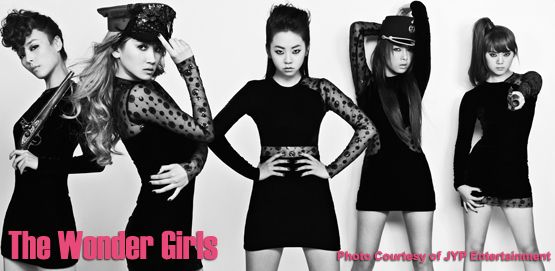 Wonder Girls Photo Courtesy of JYP Entertainment