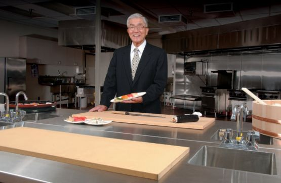 The Man Who Brought Sushi to America