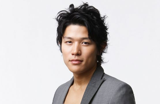 Actor Ryohei Suzuki Takes the Lead