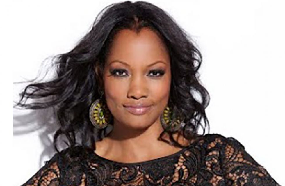 Model/Actress Garcelle Beauvais