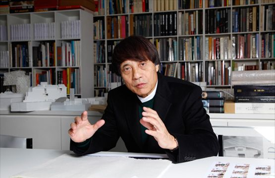 Living Legend - Tadao Ando