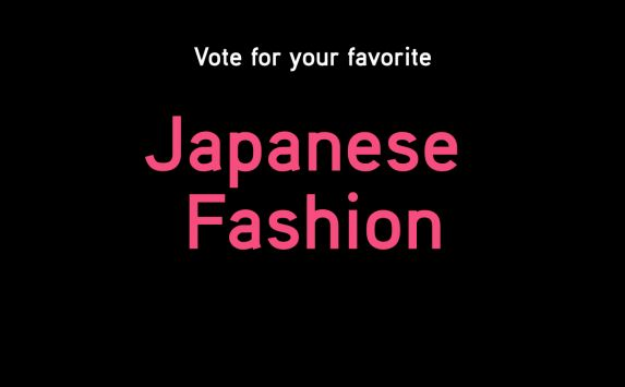 Top 10 Japanese Fashion Rankings