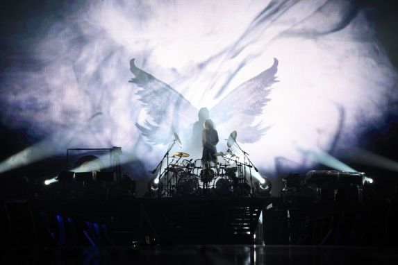 X Japan Rocks New York - Yoshiki