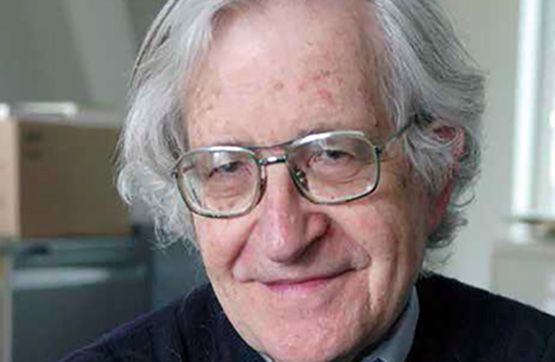 Living Legend - Noam Chomsky