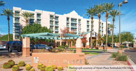 Hyatt Place Scottsdale/Old Town