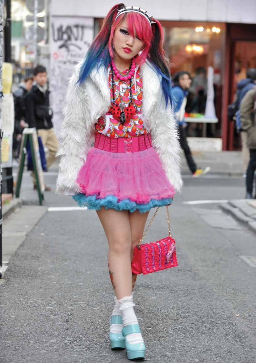 Tokyo Fashion Street Style