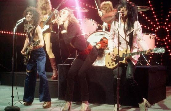 New York Dolls, Real Don Steele TV Show, Los Angeles, CA – September 8, 1973