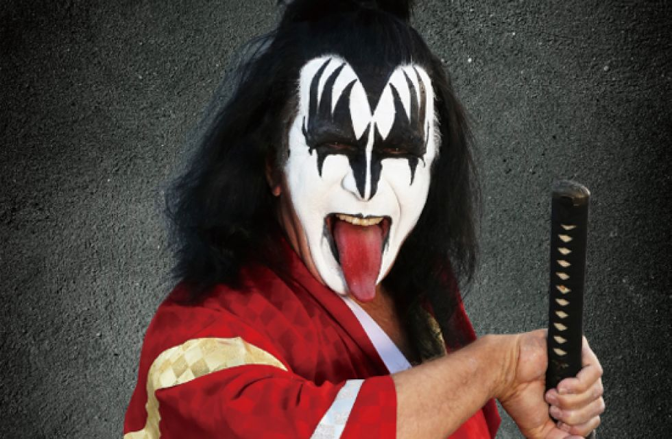 KISS's Gene Simmons