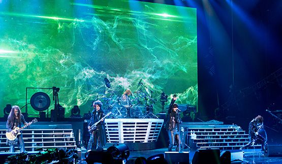 X Japan Rocks New York
