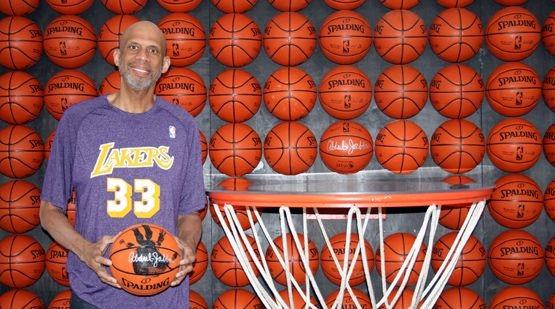 Incomparable Kareem Abdul-Jabbar